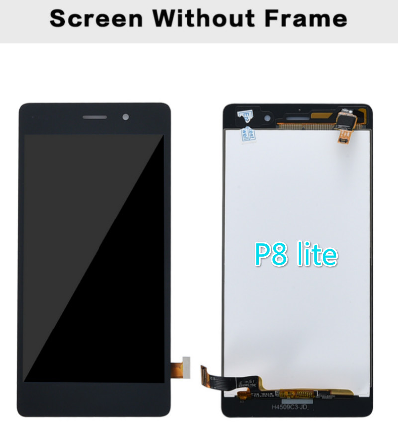 For HUAWEI P7/ P8/ P8 lite/ P8 lite 2017/ P8 lite smart/ P9/ P9 lite/ P9 PLUS LCD Display