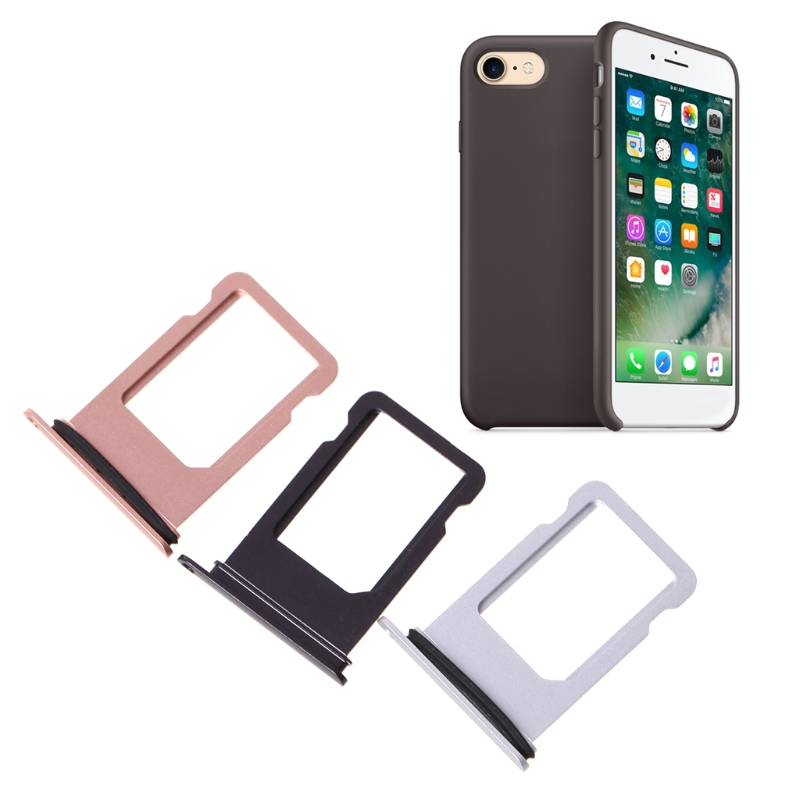 For iPhone SIM Card Holder Tray Slot