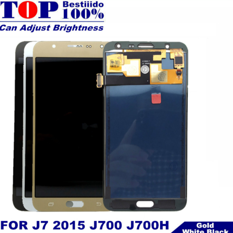 For SAMSUNG J7 2015 2016 2017 LCD Screen