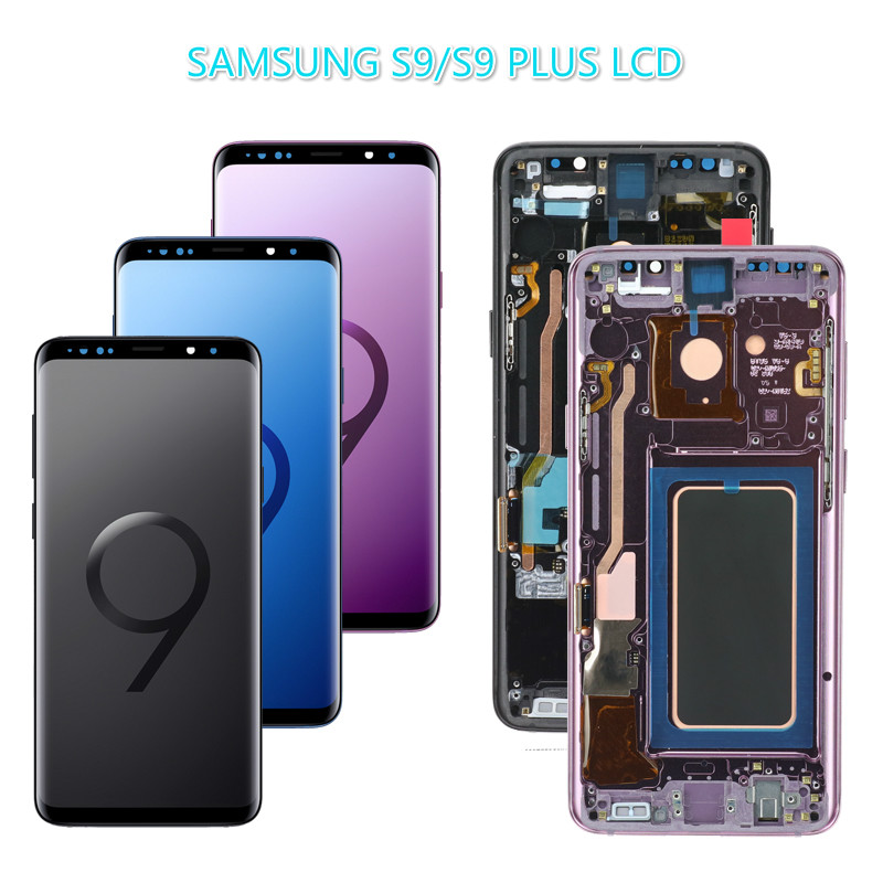 For SAMSUNG Galaxy s6 s6 edge s6 edge plus s7 s7 edge s8 s8 plus s9 s9 plus LCD Display