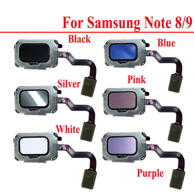 For SAMSUNG Galaxy Note Home Button Flex Cable
