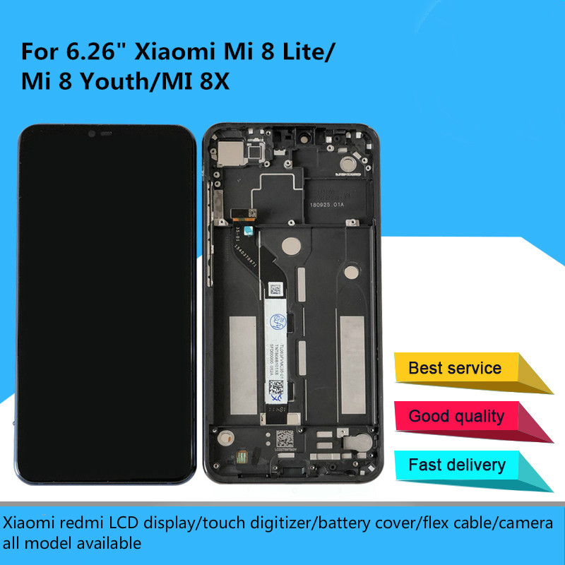 For Xiaomi Mi MIX MAX NOTE LCD Display