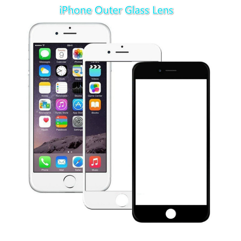 iPhone 5 5S 5C 6 6 plus 6s 6s plus 7g 7 plus Outer Glass Lens